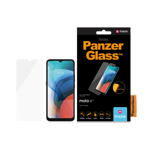 PanzerGlass™ Screen Protector for Moto e7